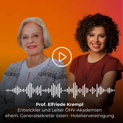 Über Selbstfindung und die Rolle von Mann und Frau in der Gesellschaft – Im Interview mit Prof. Elfriede Krempl